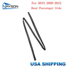 Door Glass Run Channel Weather Window Seal Front Right For Toyota RAV4 2009-2012
