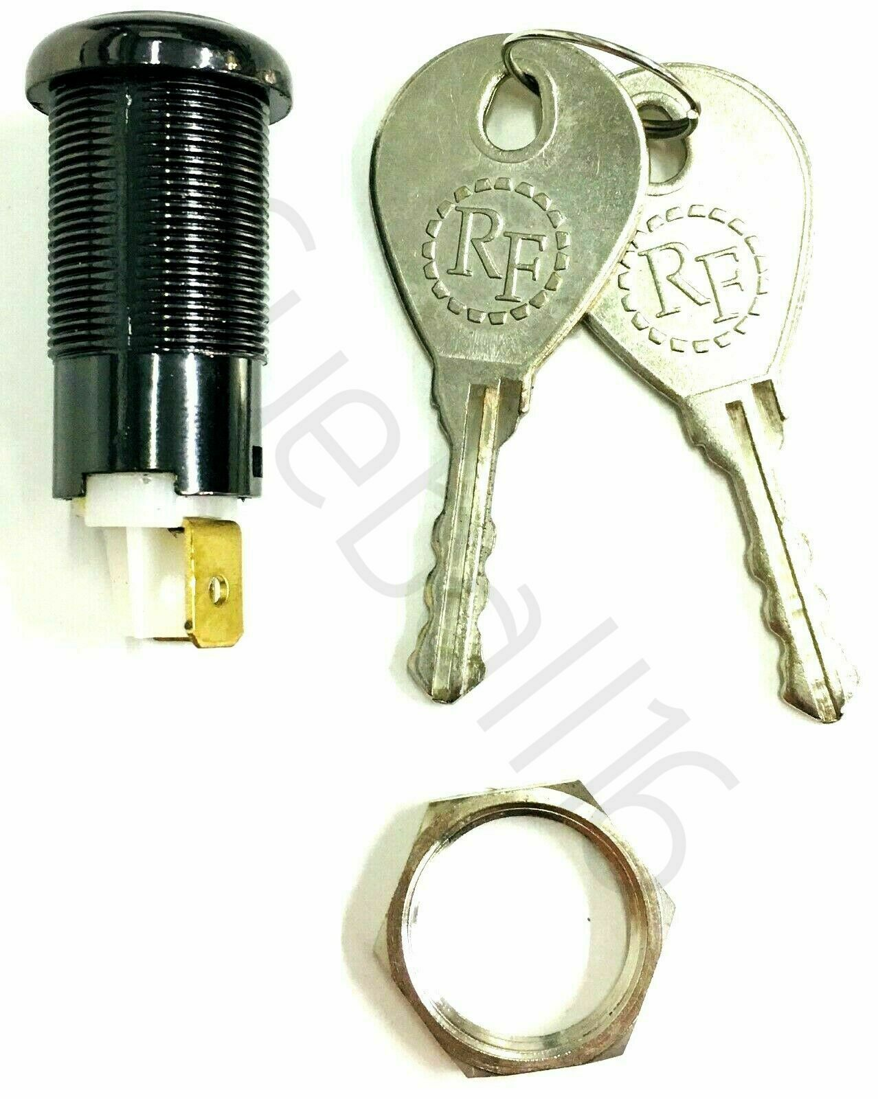 1 x AWP - FRUIT MACHINES REFILL LOCK - Fits all Machines - Comes With 2 KEYS