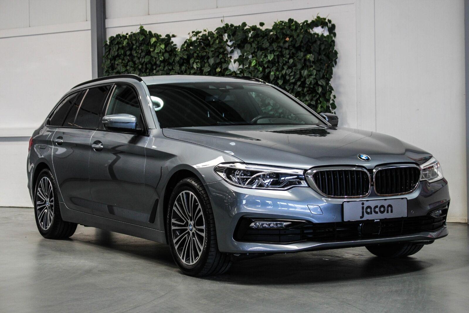 BMW 520d 2,0 Touring aut. 5d - 3.999 kr.