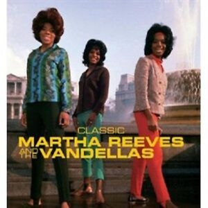 Martha-Reeves-amp-And-The-Classic-NEW-CD
