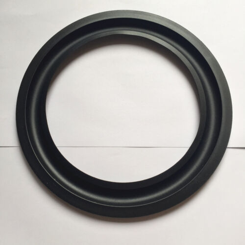 2pcs Top Rated 8 inch 197mm Speaker Replace Surround Rubber Edge For JBL Repair