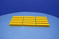 LEGO 15 Technik Technic Lochstein Lochbalken 1x6 gelb   yellow brick 3894 389424