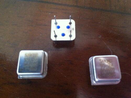 SaRonix 64.000 NTH09C Crystal LOT OF 5 PIECES MB