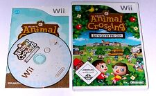 Spiel: ANIMAL CROSSING Let´s go To The City für Nintendo Wii + WiiU
