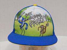 item 3 Regular Show Officially Licensed Cartoon Network Snapback We Gonna  Party Hat Cap -Regular Show Officially Licensed Cartoon Network Snapback We  Gonna ... 47211e1548