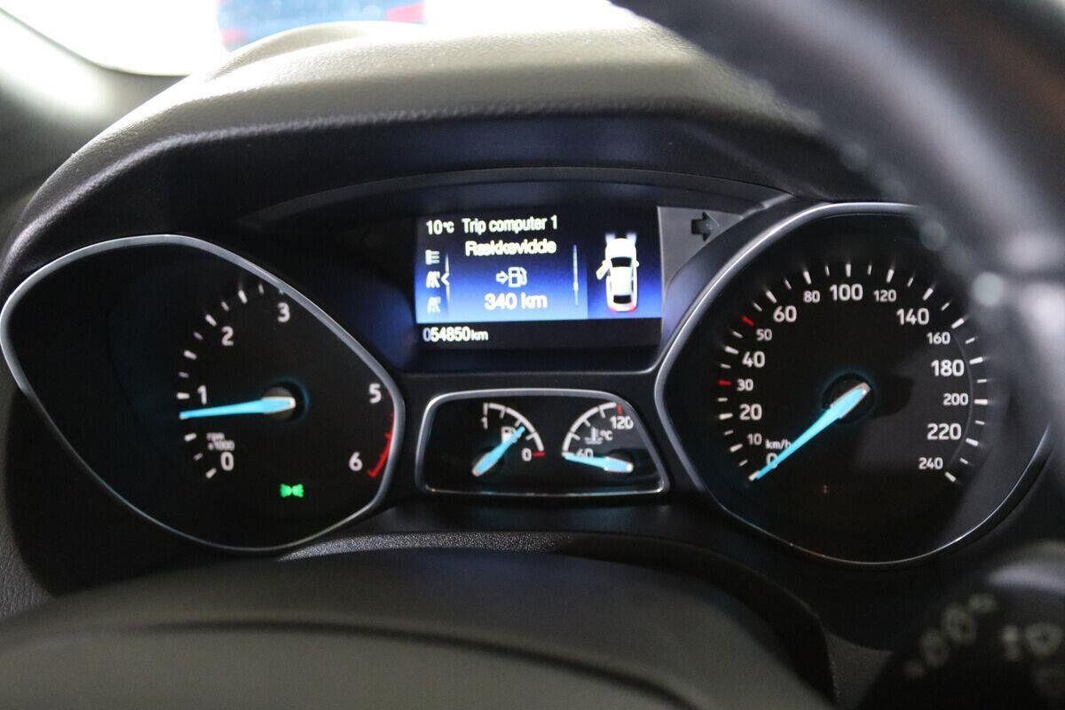 Ford Focus 1,5 TDCi 120 ST-Line stc. - billede 12