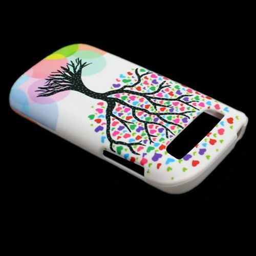 For Samsung GALAXY S BLAZE 4G T769 Love Tree Case Hard Plastic Design Cover