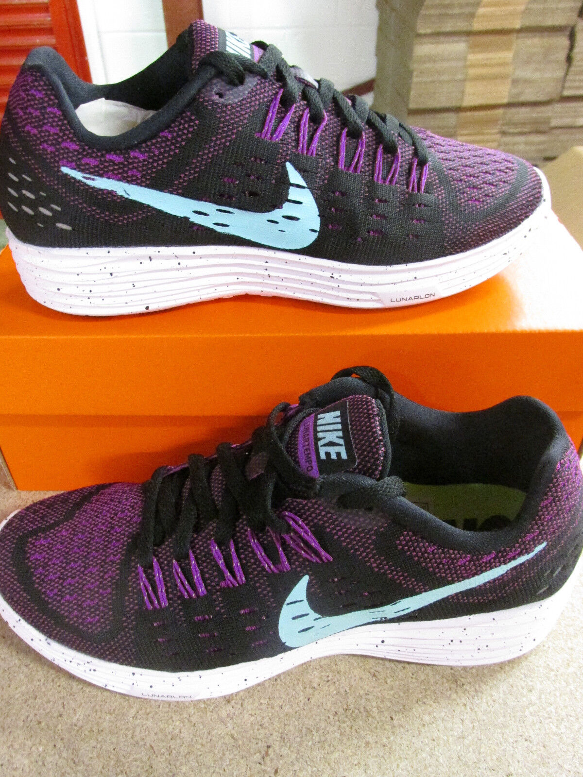nike lunartempo  Femme  fonctionnement trainers 705462 504 sneakers  chaussures