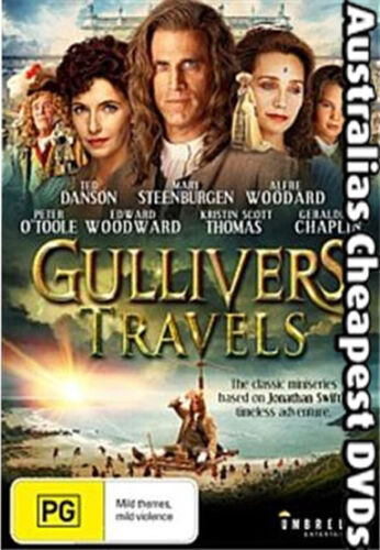 1 of 1 - Gulliver's Travels DVD NEW, FREE POSTAGE WITHIN AUSTRALIA REGION ALL