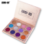 12Farben-Eyeshadow-Lidschatten-Palette-Augen-Puder-Makeup-Kosmetik-Mode Indexbild 1