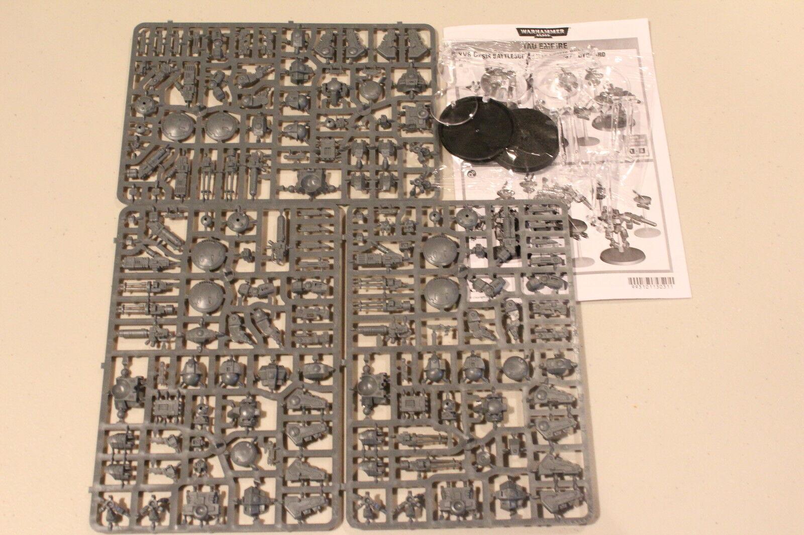 Warhammer tau xv8 battlesuits neue sprue (neue)