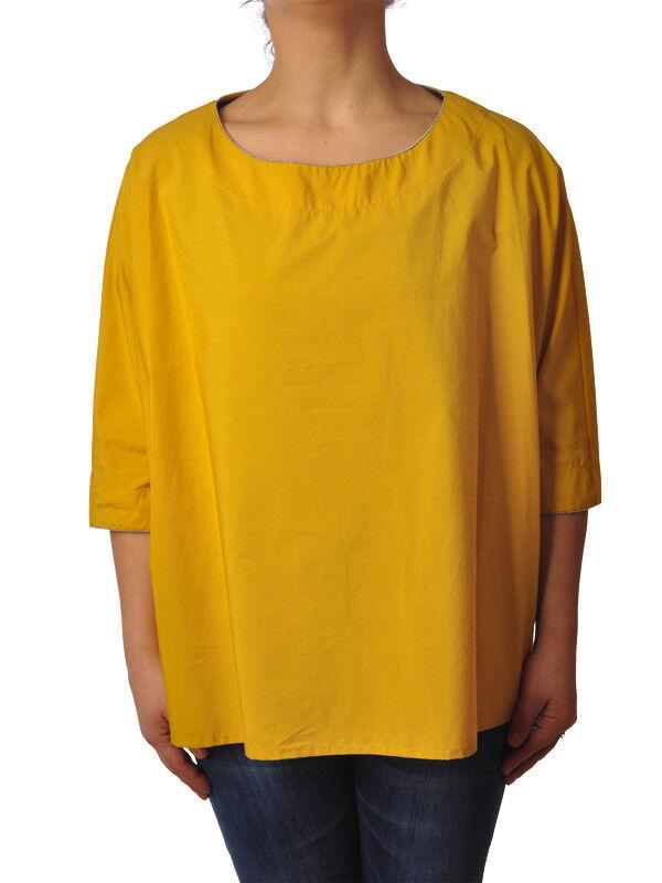 Ottod'ame - Shirts-Shirt - Woman - Gelb - 5176011D180035