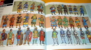 History-of-Japanese-samurai-armor-book-1-from-Yayoi-to-Muromachi-period-0132