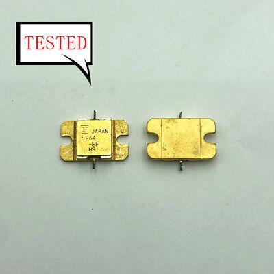 FLM5964-4F TIM5964 5.9 〜 6.4GHz 36.5dB C-Band Internally Matched FET Power GaAs