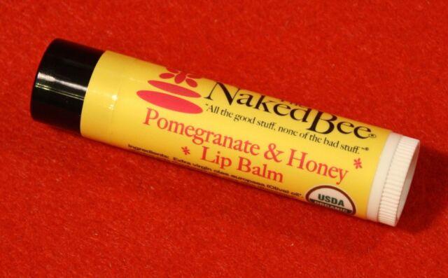 SPF 15 Lip Balm - The Naked Bee - Grapefruit Blossom Honey 4g