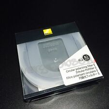 Nikon 82CPL2 Circular Polarizing Filter II 82mm for AF MF Camera Original New