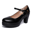 New-Womens-Closed-Toe-Platform-Pumps-Stiletto-High-Heel-Sandals-Breathable-Shoes thumbnail 1