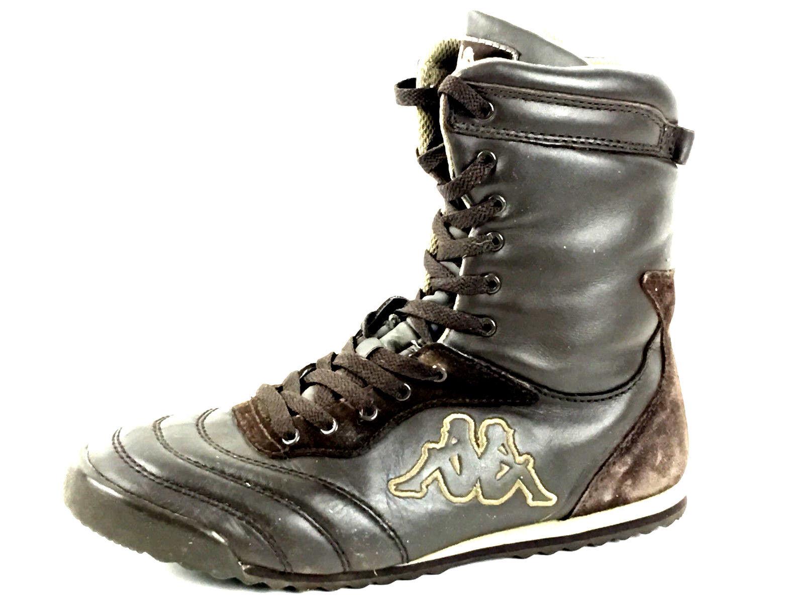 Zapatillas Zapatillas Zapatillas Kappa Hi Top botas Zapato Marrón Talla 9 EE. UU. Reino Unido. 6.5 EUR.40  tienda en linea