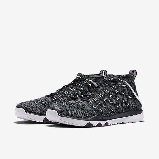 Formateurs chaussures 843694 002 noir noir noir Train ultra rapide Flyknit Homme Nike 7efab9