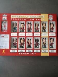 Corinthian-Prostars-Liverpool-Treble-Winners-2000-01-Team-Pack