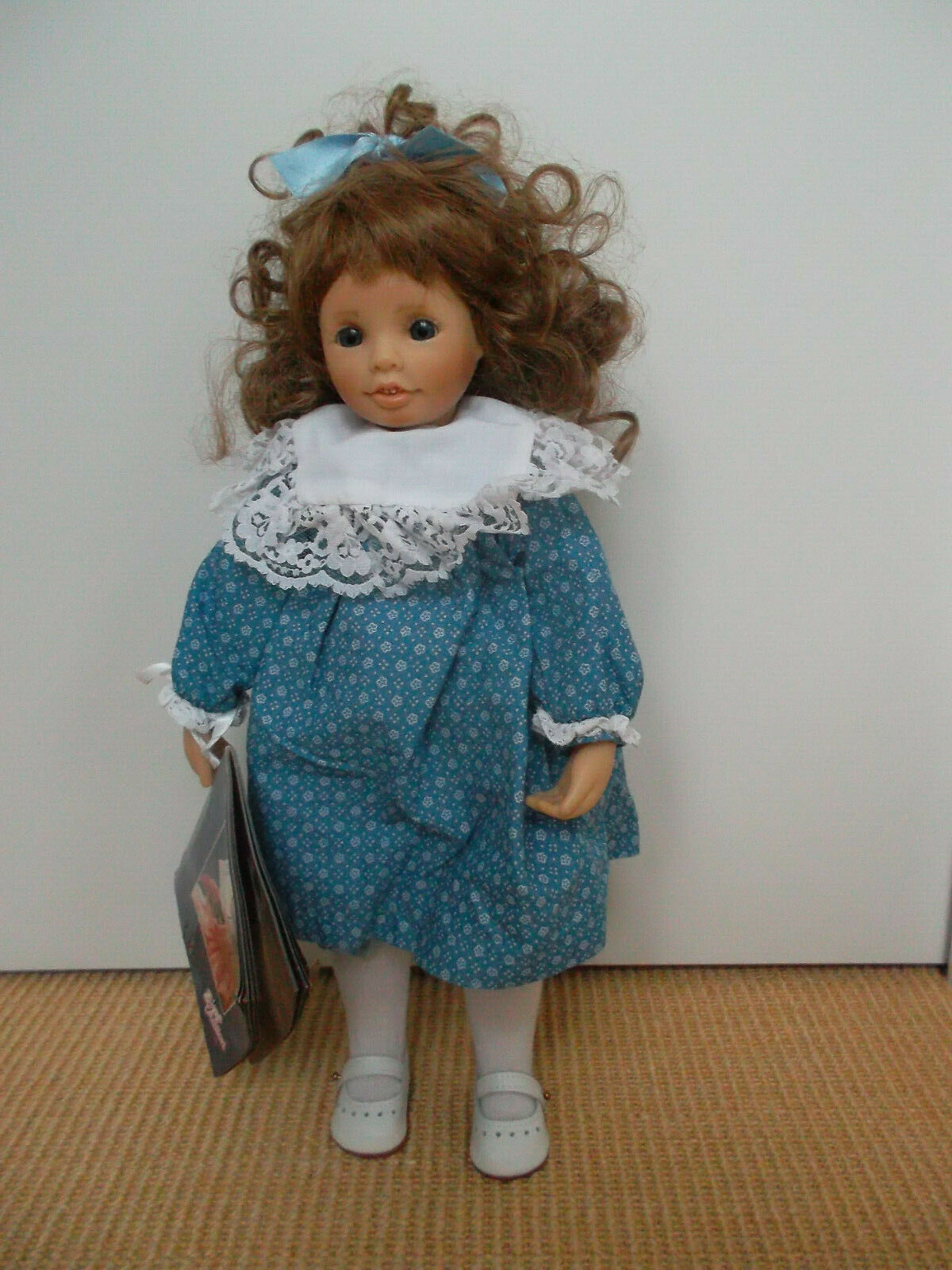 Künstlerpuppe  Valerie  Maryanne Oldenburg Fa. Zapf  Puppe, 1995 TOP NEU