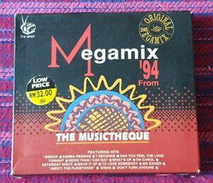 Various-Artist-MegaMix-039-94-VSP-Malaysia-Press-Cd