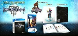 kingdom hearts 3 collectors edition ps4 pro