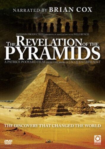 Revelation of the Pyramids [Region 2] - DVD - New - Free Shipping.