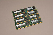 HP AB566BX Speicher memory RX3600 RX6600 RAM  4x 4GB PC2-5300P 555 Samsung