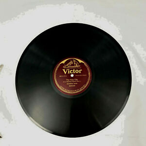 Geraldine-Farrar-034-The-Holy-City-034-78-RPM-12-034-Single-side-Victor-88569-1916