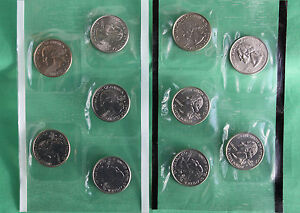 Statehood US Quarters 2002-P/&D  BU Mint State TENNESSEE 2Coins