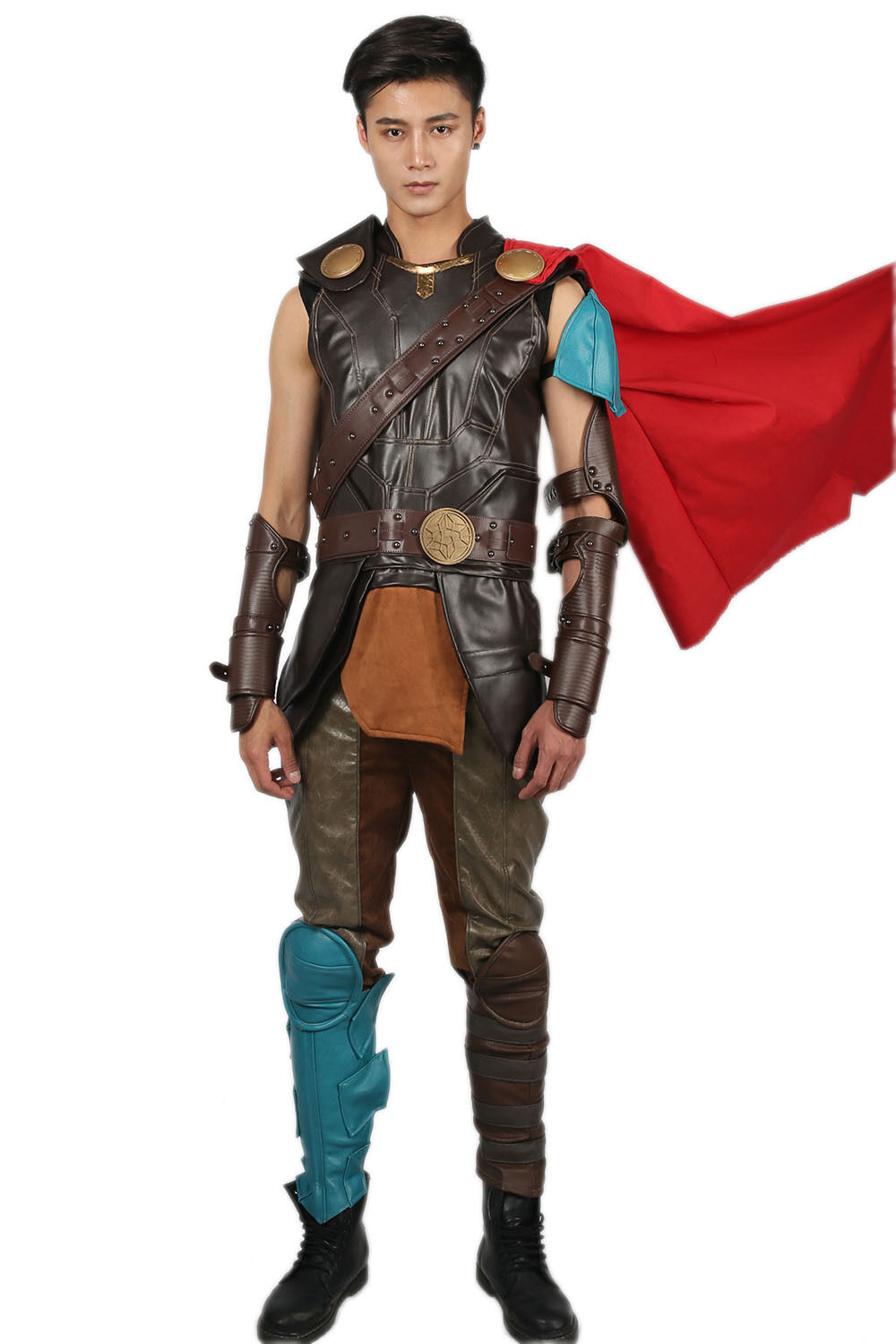Thor: Ragnarok Thor Costume Popular Festival Cosplay Costume for Adults