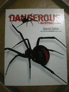 2006-Dangerous-Australians-Special-Edition-Pack-plus-extra-sheetlet-all-mint