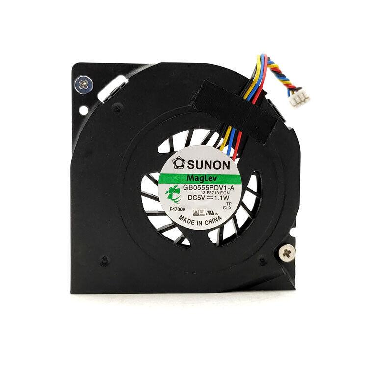 1pc SUNON GB0555PDV1-A 5V 1.1W 4-wire Notebook Fan