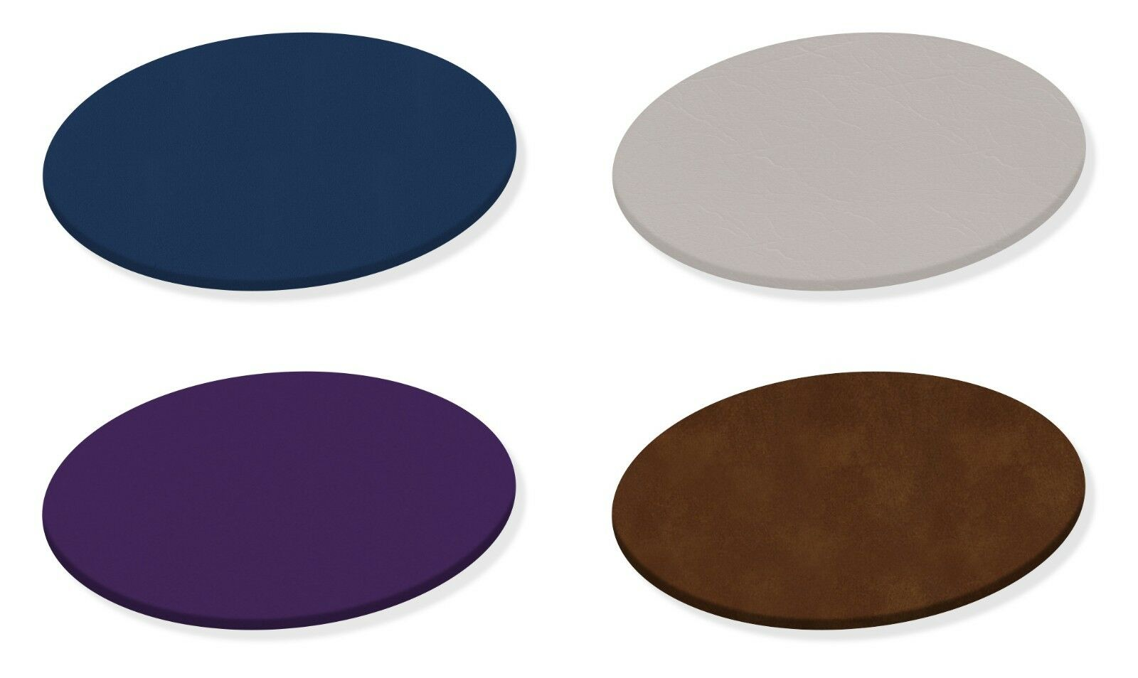 LAZY SUSAN 17  TO 37  ROUND colorD VINYL TURNTABLE GAME BOARDS MONITOR TV PLANT