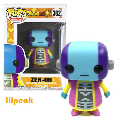 Dragon Ball Z ZEN-OH 362 Exclusive Vinyl Figure Funko POP