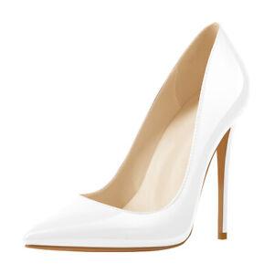Onlymaker Fashion Women's Sexy Thin Heel Heels Pumps Pointed Toe Stilettos Shoes