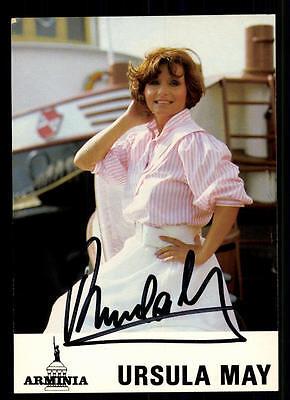 Original, Nicht Zertifiziert Sammeln & Seltenes Ursula May Autogrammkarte Original Signiert ## Bc 44032 GroßE Vielfalt
