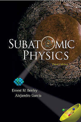 1 of 1 - NEW Subatomic Physics by Ernest M. Henley