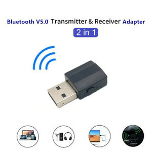 Usb Sound Adapter To 3.5Mm Mini Jack Audio/&Microphone Mic For Skype Pc Laptop NI