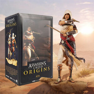 ASSASSIN-039-S-CREED-ORIGINS-AYA-PVC-ACTION-FIGURE-STATUE-FIGURINES-STATUE-TOY-GIFT