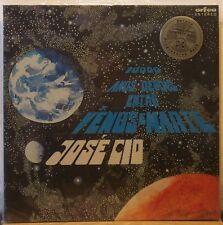 JOSE CID 10.000 Anos Depois Entre Venus e Marte CD Deluxe LP-Size Cover SEALED