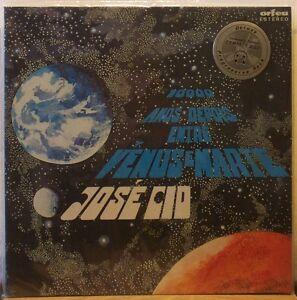 JOSE-CID-10-000-Anos-Depois-Entre-Venus-e-Marte-CD-Deluxe-LP-Size-Cover-SEALED