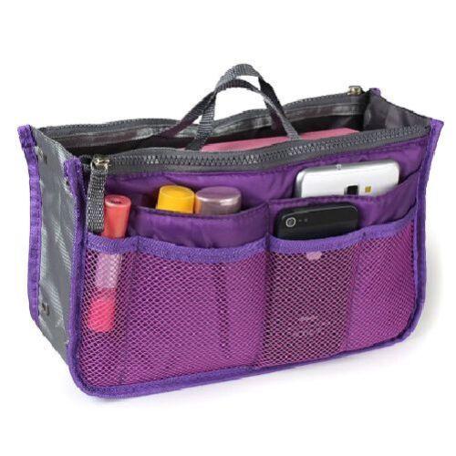 Sacs Grand sac à main Organisateur pour Miche Prima et demi violet