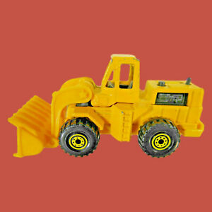 Hot-Wheels-1979-Mattel-Inc-1-64-Caterpillar-Front-End-Loader-Malaysia