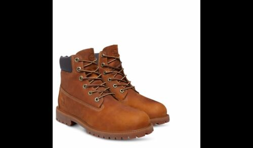 Wheat 80904 Timberland 6 Boot Premium Smooth Junior's inch Rust PqUppZ8Ow