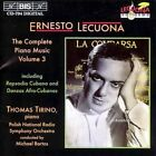 Lecuona/complete Piano Music - Vol 3 7318590007945 by Lecuona CD