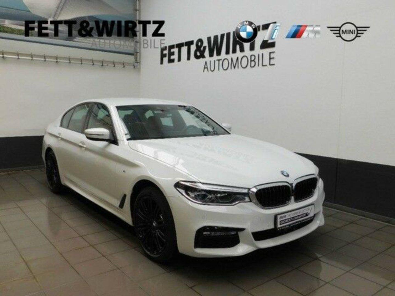 BMW 540i 3,0 aut. 4d