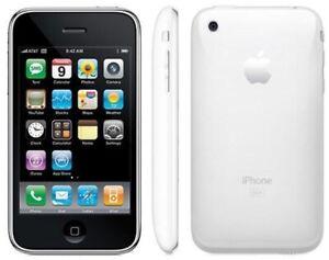 Apple-iPhone-3G-16GB-Weiss-Selten-Sammler-Neuware