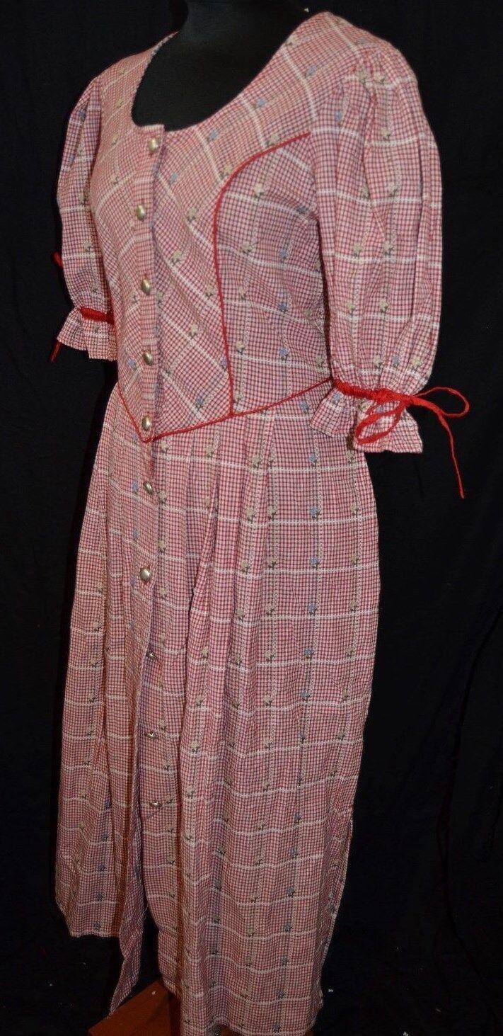 JOYLINE Country Classic Kleid Kleid Kleid Dirndl GEWEBT   Gr. 44 EDEL 149,- Metallknöpfe   Feine Verarbeitung    Elegantes Aussehen    Online-Shop  cc7bcf